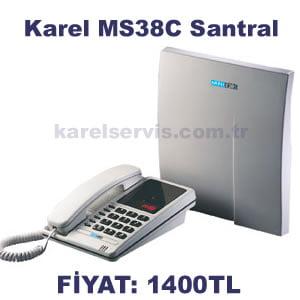 KAREL MS38C SANTRAL FİYATI (İNDİRİM)