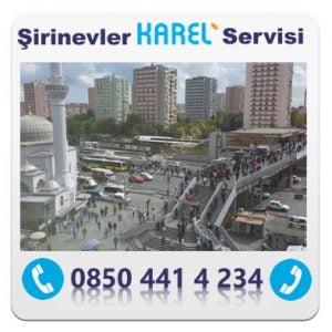 ŞİRİNEVLER KAREL SERVİSİ – 0850 441 4 234